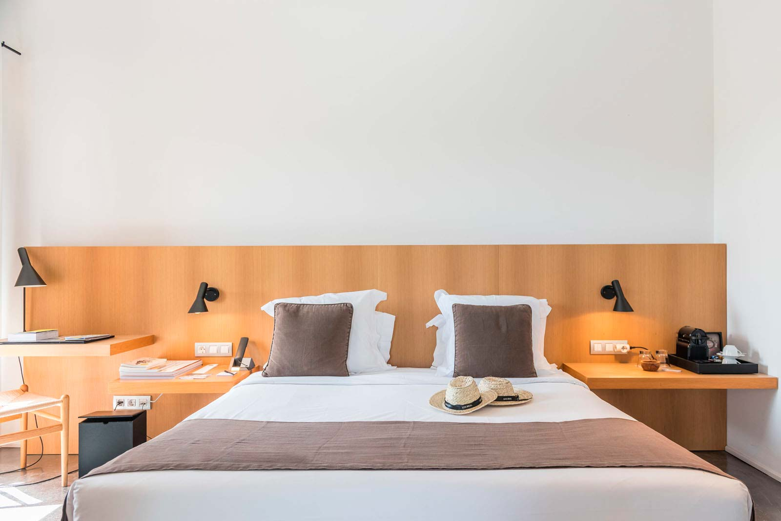 Son Brull Hotel Double Superieure Modern Room