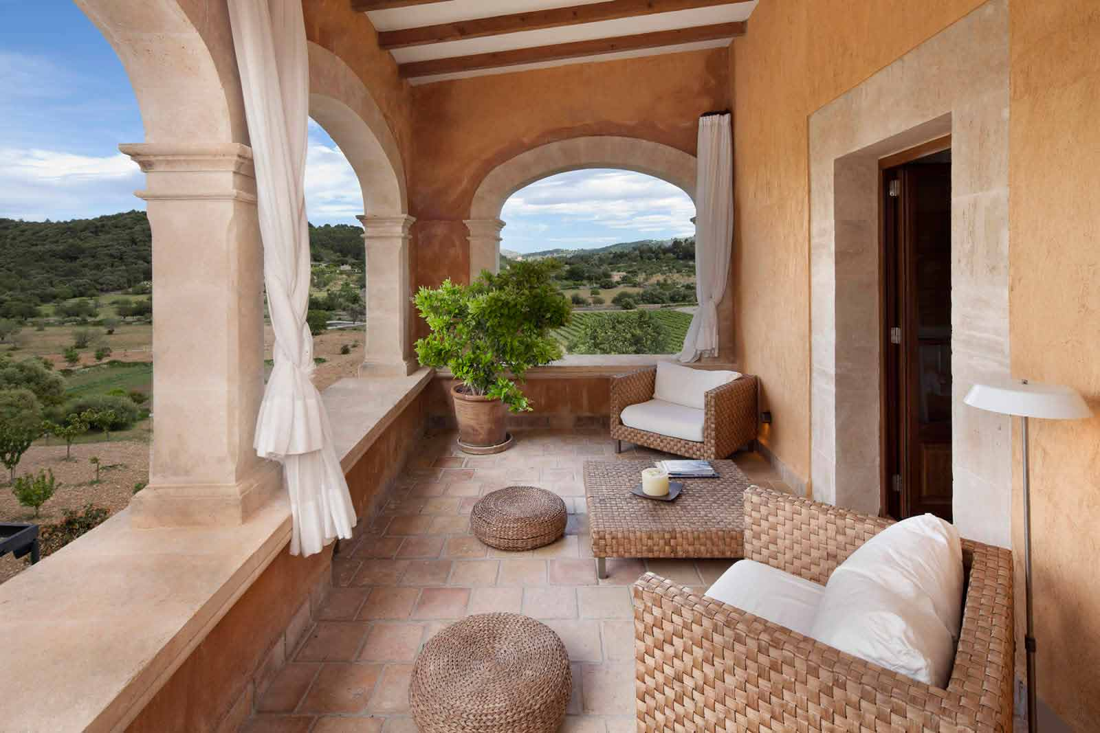 Son Brull Double Terrasse Boutique Hotel