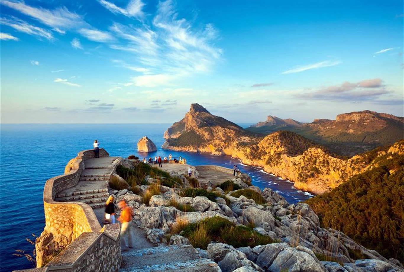Viewpoint of Formentor