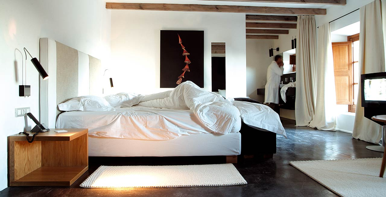 Son Brull Hotel Deluxe Rooms