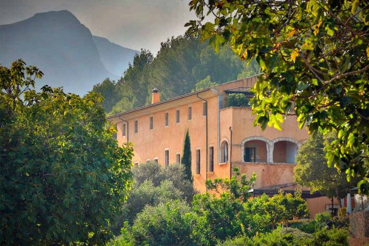Son Brull Hotel History Ancient Monastery